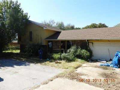 Choctaw OK Single Family Home For Sale: $102,900