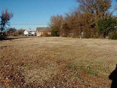 Oklahoma City Residential Lots & Land For Sale: 3008 N Blackwelder
