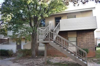 Oklahoma City Condo/Townhouse For Sale: 4110 N Drexel #B