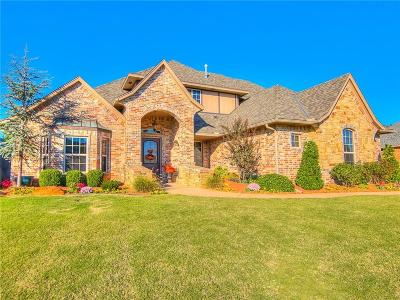 Edmond Single Family Home For Sale: 5001 Shades Bridge
