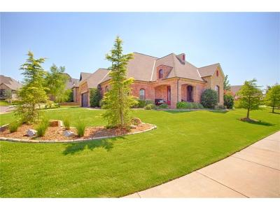 Edmond Single Family Home For Sale: 16721 Little Leaf Lane