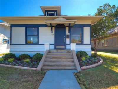 Oklahoma City Single Family Home For Sale: 708 NW 22 Street