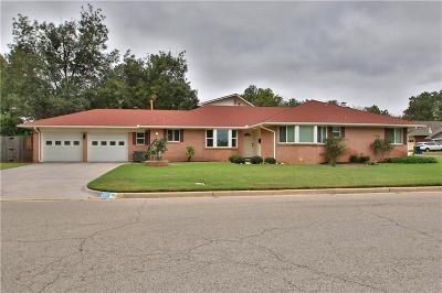 Oklahoma City Single Family Home For Sale: 4617 N Billen Avenue