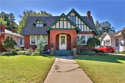 Oklahoma City Single Family Home For Sale: 1928 NW 20th Street
