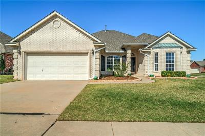 Yukon Single Family Home For Sale: 11001 NW 106th Circle