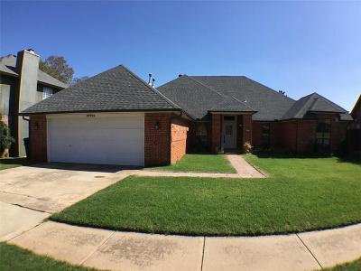 Edmond Rental For Rent: 19708 Harness Court