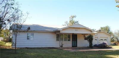Guthrie Single Family Home For Sale: 1255 N 14th Street