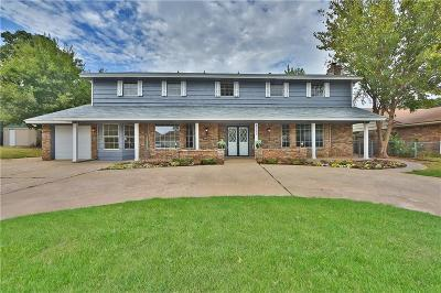 Oklahoma City Single Family Home For Sale: 5105 NW 19th Street