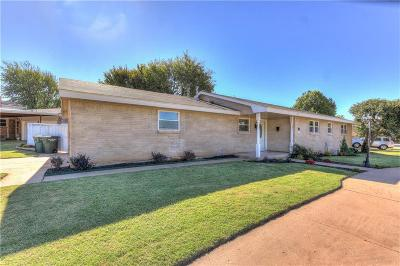Del City Single Family Home For Sale: 4820 Michael Place