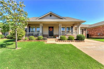Edmond Single Family Home For Sale: 18604 Piedra Drive