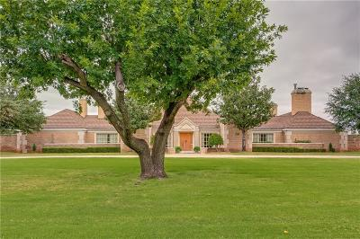 Nichols Hills OK Single Family Home For Sale: $3,300,000