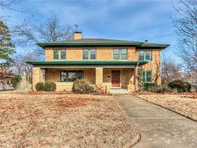 Shawnee Single Family Home For Sale: 102 W Midland Street
