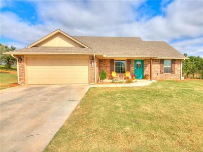 Blanchard Single Family Home For Sale: 2344 County Road 1269
