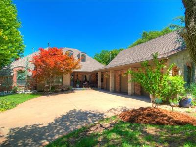 Oklahoma City Single Family Home For Sale: 10009 Forest Glade