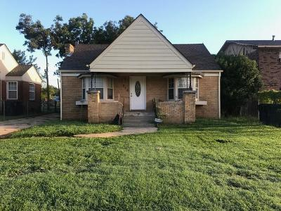 Oklahoma City Single Family Home For Sale: 515 SW 30th Street