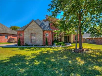 Edmond Single Family Home For Sale: 632 Affirmed Drive
