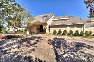 Nichols Hills Single Family Home For Sale: 1805 W Wilshire