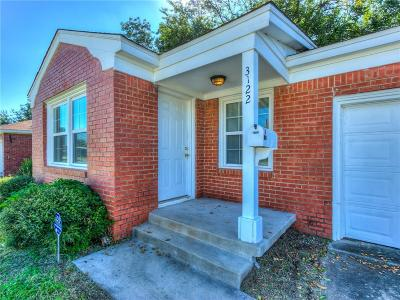 Oklahoma City Single Family Home For Sale: 3122 NW 50th Street