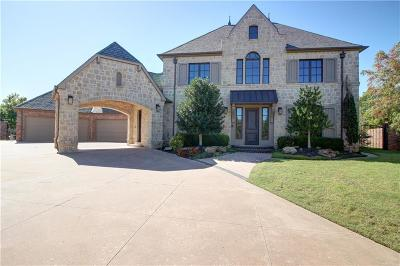 Edmond Single Family Home For Sale: 18601 Wolf Creek Drive