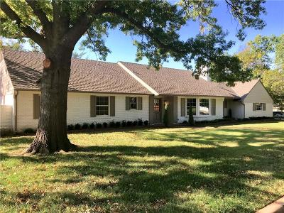 Oklahoma City Single Family Home For Sale: 2112 NW 62nd Street