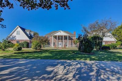 Blanchard OK Single Family Home For Sale: $499,900