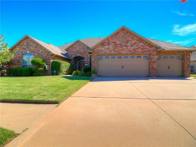 Edmond Single Family Home For Sale: 16640 Parkhurst Road