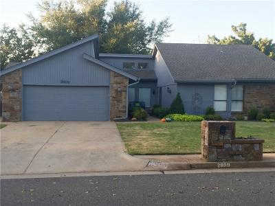 Single Family Home Sold: 2609 Jeannes Trail