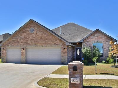 Edmond Single Family Home For Sale: 18305 Bridlington