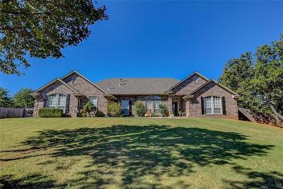 Blanchard OK Single Family Home Sold: $280,000