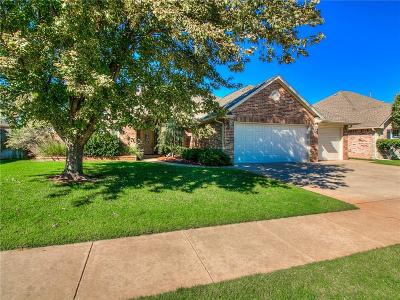 Edmond Single Family Home For Sale: 17017 Granite Place