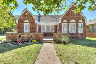 Oklahoma City Single Family Home For Sale: 2500 NW 15th Street