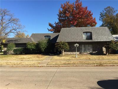 Midwest City Single Family Home For Sale: 3120 Shadybrook