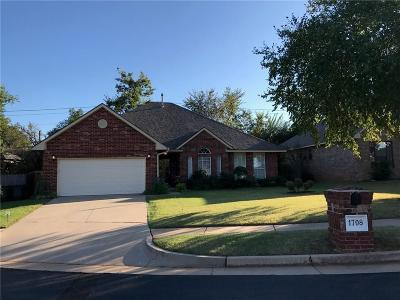Edmond Single Family Home For Sale: 1708 Fawn Valley Lane