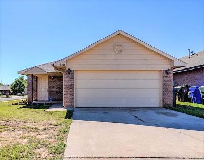 Norman Single Family Home For Sale: 838 Beaumont Square
