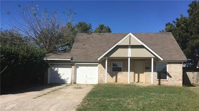 Moore Single Family Home For Sale: 785 16th