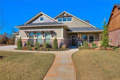 Edmond Single Family Home For Sale: 7117 Skipping Stone