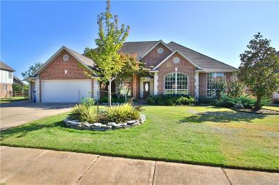 Edmond Single Family Home For Sale: 608 Birdsong