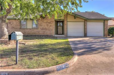 Oklahoma City Single Family Home For Sale: 3128 SW 82nd Street