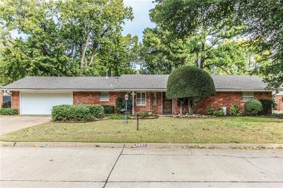 Norman Single Family Home For Sale: 2657 Brentwood Drive