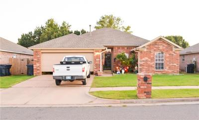 Edmond Single Family Home For Sale: 2608 NW 162nd Terrace