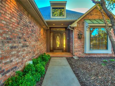 Edmond Single Family Home For Sale: 1608 Vandivort Place