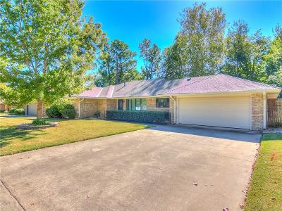 Norman Single Family Home For Sale: 4010 Briarcrest Drive