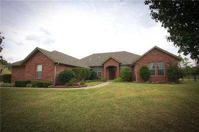 Edmond Single Family Home For Sale: 22488 Southerly Farms