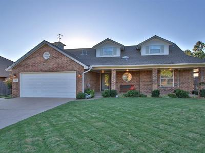 Edmond Single Family Home For Sale: 905 Millies Trail