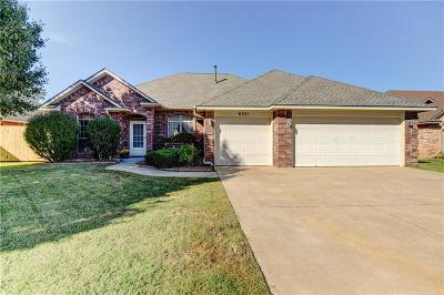 Oklahoma City Single Family Home For Sale: 8321 NW 107th Street