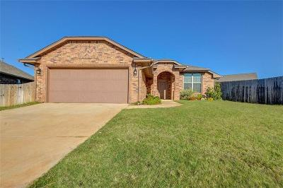 Oklahoma City Single Family Home For Sale: 8433 NW 141st Circle
