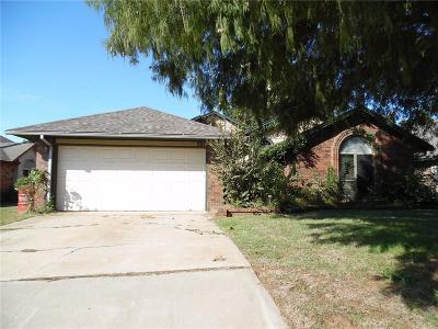 Yukon OK Single Family Home Sale Pending: $135,000