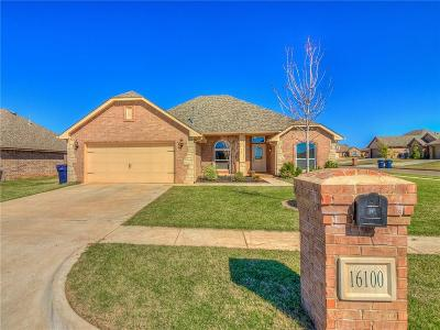 Edmond Single Family Home For Sale: 16100 Juliet