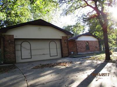 Choctaw OK Single Family Home For Sale: $109,900