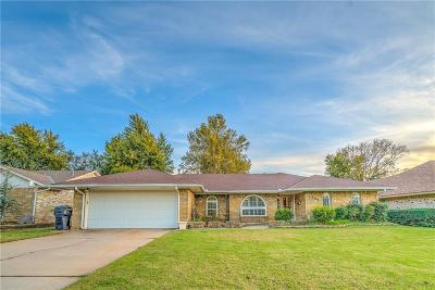Oklahoma City Single Family Home For Sale: 5808 NW 90th Street